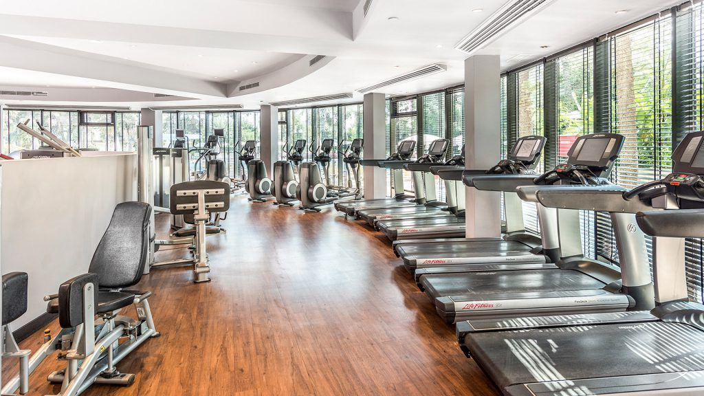 Fitness Centre - Facilities - Rixos Downtown