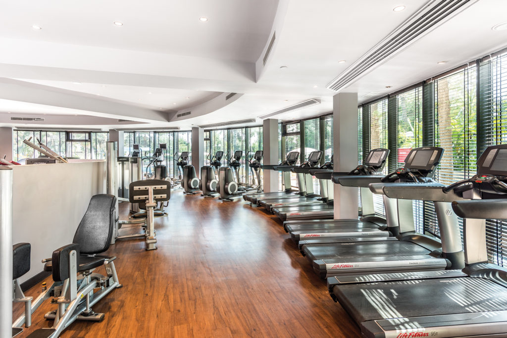 Fitness Center - Medworld Clinic - Rixos Downtown