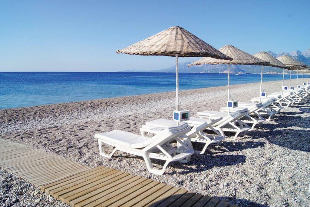 Пляж - Rixos Dowtown Hotel