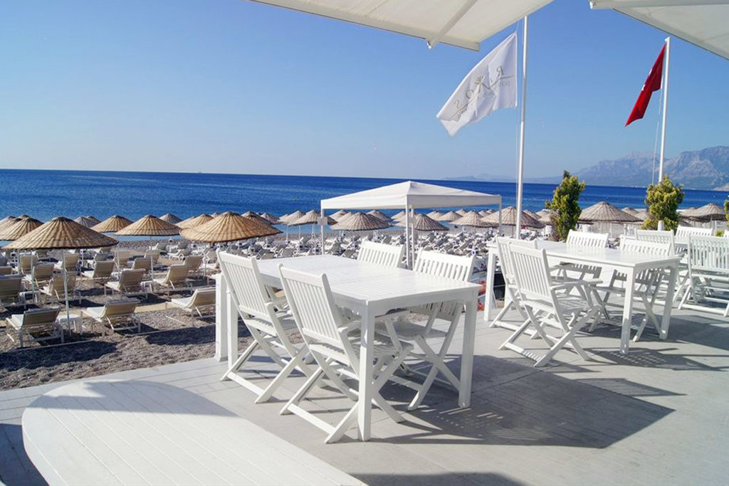 Beach Konyaalti Antalya - Rixos Dowtown